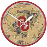 Wincraft NCAA 12.75'' Wall Clock; Oklahoma University