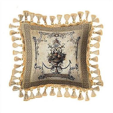 Fine Art Tapestries Summer Harvest Throw Pillow