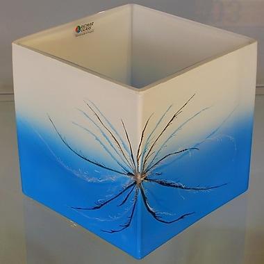 Womar Glass Desert Flower Vase