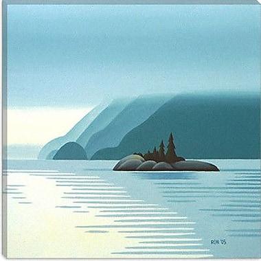 iCanvas ''Overcast'' by Ron Parker Graphic Art on Canvas; 26'' H x 26'' W x 0.75'' D
