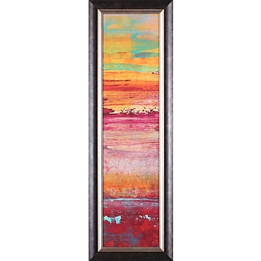 Art Effects The Four Seasons: Spring by Erin Galvez Framed Painting Print