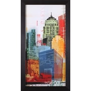 Art Effects Urban Style II by Noah Li-Leger Framed Graphic Art