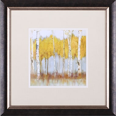 Art Effects Golden Grove II Petite by Allison Pearce Framed Painting Print