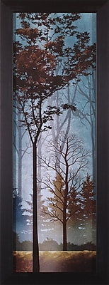 Art Effects Fading to Dusk I by Conrad Knutsen Framed Graphic Art