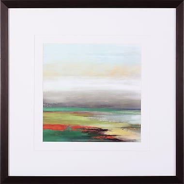 Art Effects Tribute II Petite by Tom Reeves Framed Painting Print