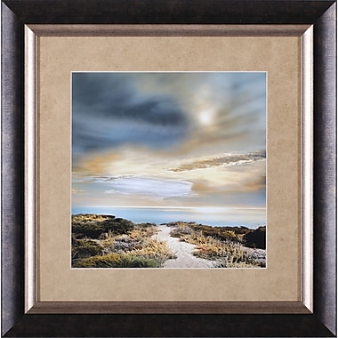 Art Effects Sense of Direction Petite by William Vanscoy Framed Photographic Print