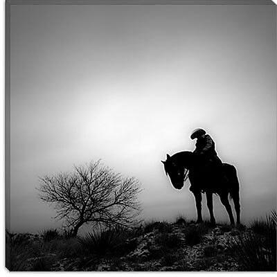 iCanvas ''Silence #2'' by Dan Ballard Photographic Print on Canvas; 18'' H x 18'' W x 0.75'' D