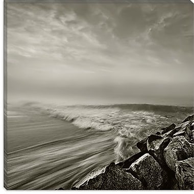 iCanvas ''Swells'' by Geoffrey Ansel Agrons Photographic Print on Wrapped Canvas