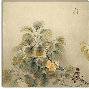 iCanvas ''Rainy Season'' by Nishimura Goun Painting Print on Canvas; 12'' H x 12'' W x 0.75'' D
