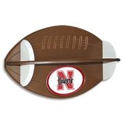 Fan Creations NCAA Football 11.5'' Bookshelf; Nebraska