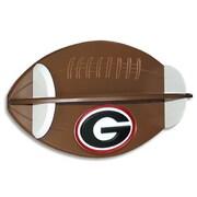 Fan Creations NCAA Football 11.5'' Bookshelf; Georgia