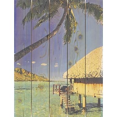 Gizaun Art Tropic Paradise Photographic Print; 16 x 24