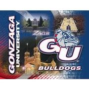 Holland Bar Stool NCAA Graphic Art on Canvas; Gonzaga
