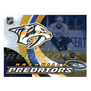 Holland Bar Stool NHL Graphic Art on Wrapped Canvas; Nashville Predators