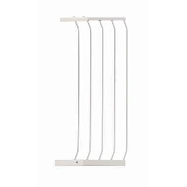 Dreambaby Chelsea Tall 14 Gate Extension; White