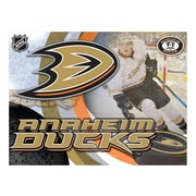Holland Bar Stool NHL Graphic Art on Wrapped Canvas; Anaheim Ducks