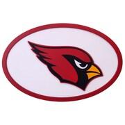 Fan Creations NFL Logo Graphic Art Plaque; Arizona Cardinals
