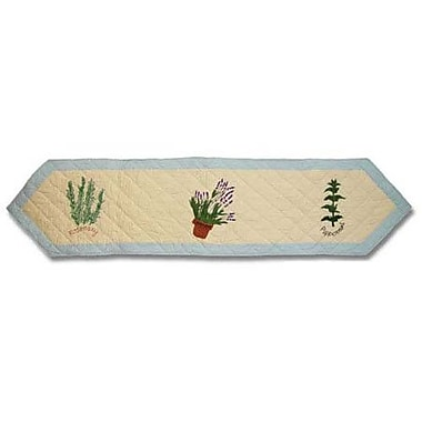 Patch Magic Herb Garden Table Runner