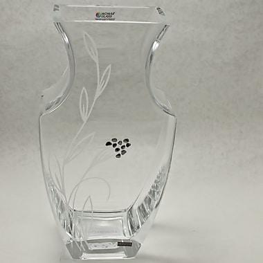Womar Glass Precious Stone Oxide Series III Vase