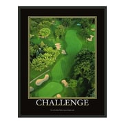 Frames By Mail Motivational Challenge Framed Photographic Print