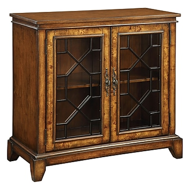 Coast to Coast Imports Accent Cabinet in Brown