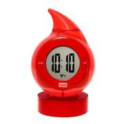 Bedol Water Clock Drop Water Alarm Clock; Charcoal