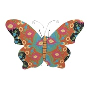 Woodland Imports Butterfly Wall D cor