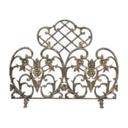 Uniflame Antique Gold Fireplace Screen