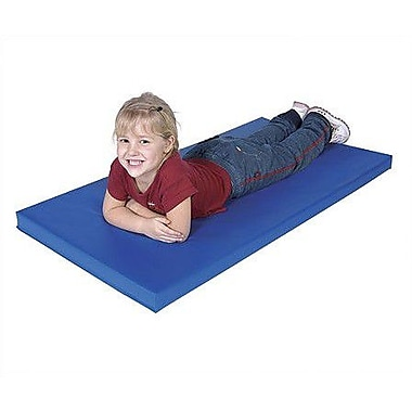 Wesco NA Deluxe Mini-Rest Mat; Blue