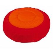 Wesco NA Cocoon Kids Floor Cushion Cover; Red / Orange