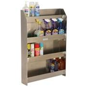 PVIFS Storage Solutions 36'' H 4 Shelf Shelving Unit Starter