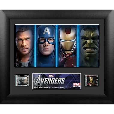 Trend Setters Avengers Single FilmCell Presentation Framed Vintage Advertisement