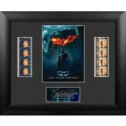 Trend Setters Batman The Dark Knight Double FilmCell Presentation Framed Vintage Advertisement