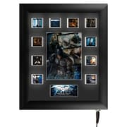 Batman The Dark Knight Rises Mini Montage FilmCell Presentation Framed Vintage Advertisement