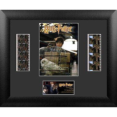 Trend Setters Harry Potter 1 Double FilmCell Presentation Framed Vintage Advertisement