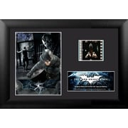 Trend Setters Batman The Dark Knight Rises Mini FilmCell Presentation Framed Vintage Advertisement