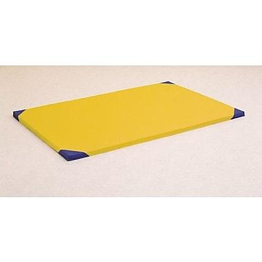 Wesco NA Base Mat; Yellow