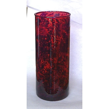 Womar Glass Spotted Vase