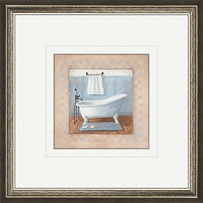 PTM Images Bath Country A Framed Painting Print