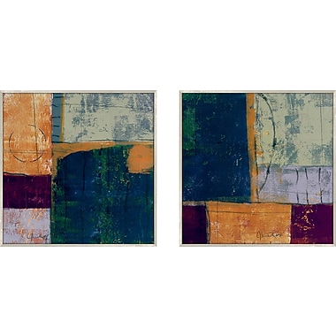 PTM Images Northern Desire 2 Piece Painting Print Set
