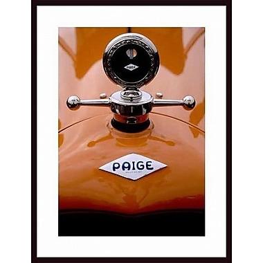 Printfinders 'Paige Radiator Cap' by John Nakata Framed Photographic Print