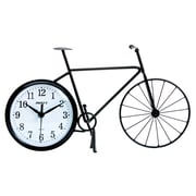 Maples Clock Silhouette Bicycle Table Clock