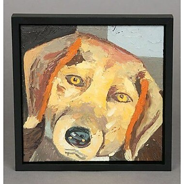 Unleashed Life Beagle Framed Painting