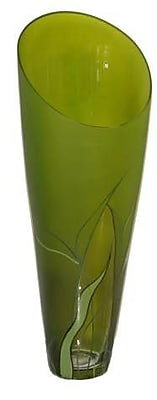 Womar Glass Lucious Vase