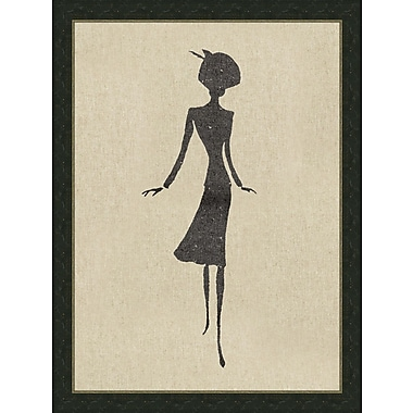 Melissa Van Hise Ladies lll Framed Graphic Art