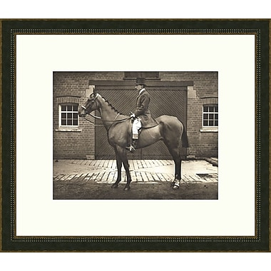 Melissa Van Hise Equestrian ll Framed Photographic Print