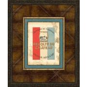 Melissa Van Hise Wine Labels I Framed Vintage Advertisement