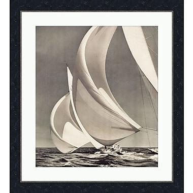 Melissa Van Hise Sailing lV Framed Photographic Print