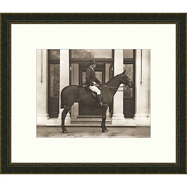 Melissa Van Hise Equestrian lV Framed Photographic Print