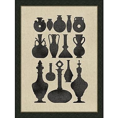 Melissa Van Hise Vases ll Framed Graphic Art